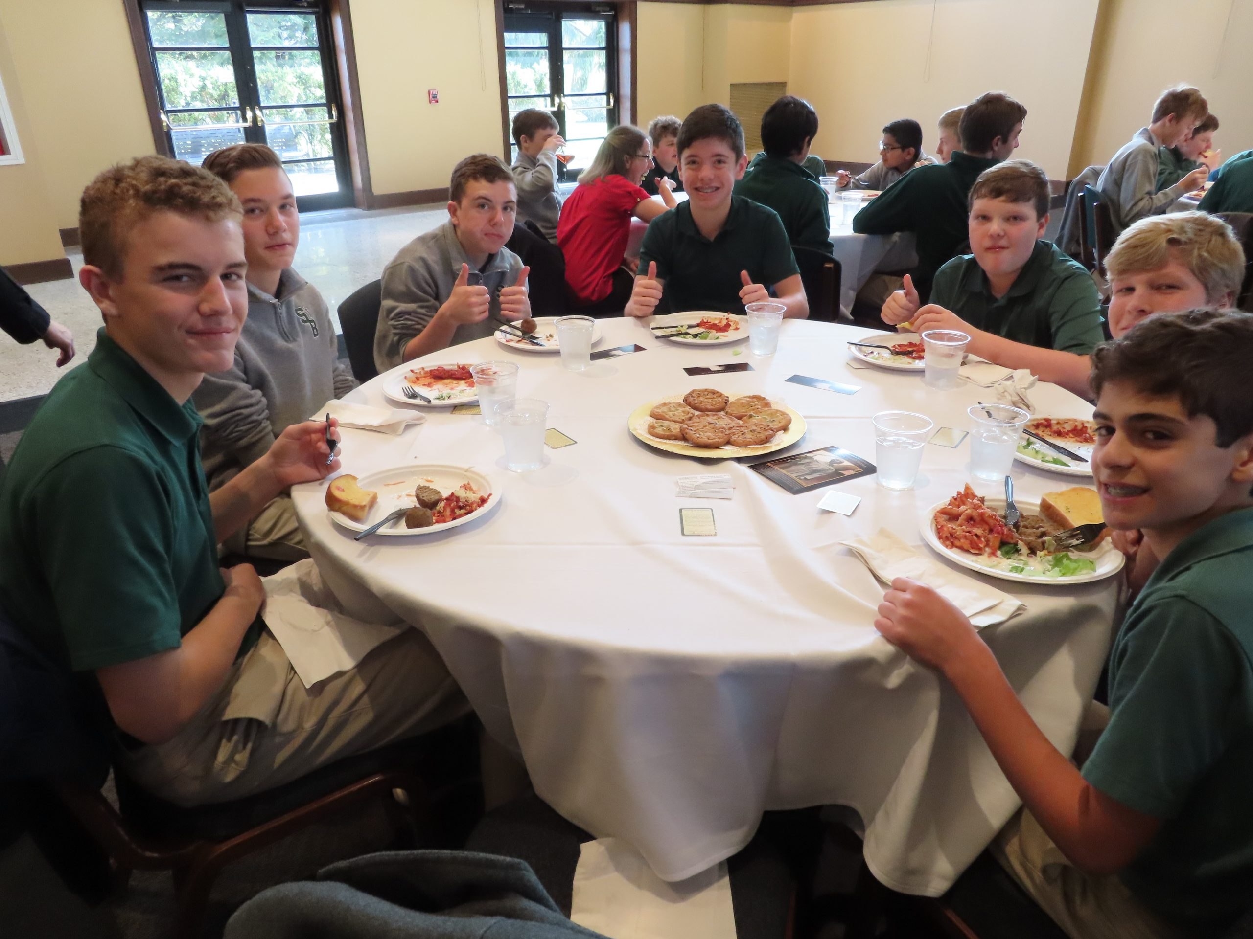 Serra Club of North Columbus Vocation Luncheon for Boys